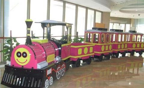 amusement park trackless train for sale