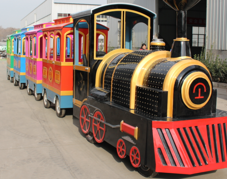best park trackless train for sale