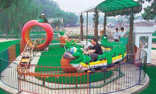 Indoor Or Backyard Use Mini Roller Coaster For kids