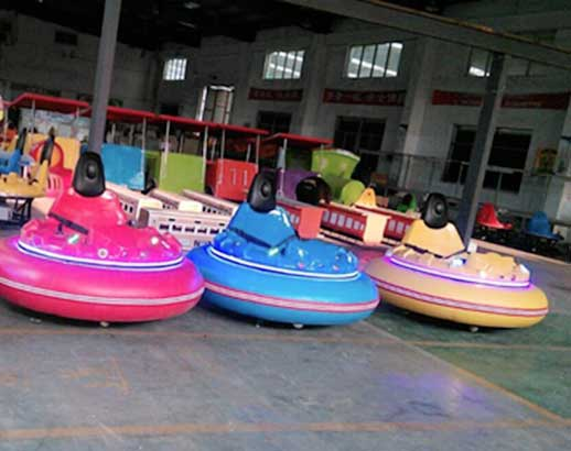 Inflatable bumper cars manufacturer