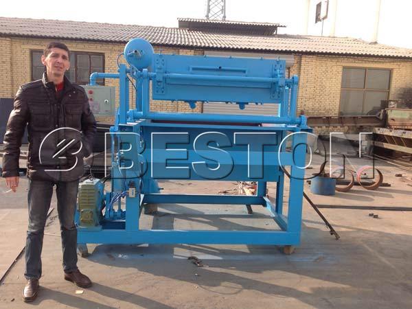 Buy Pulp Molding Machine