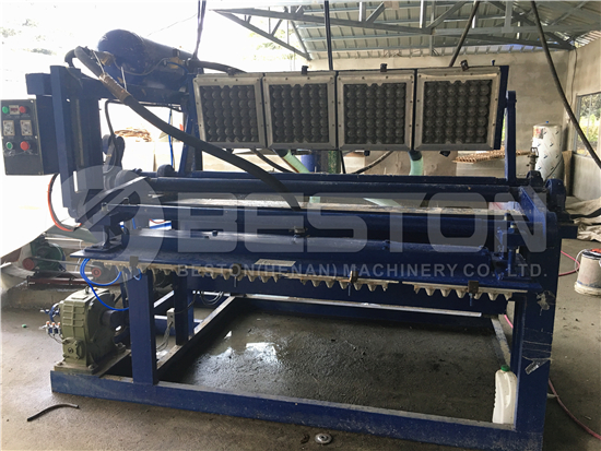Egg Tray Molding Machine in the Philippines