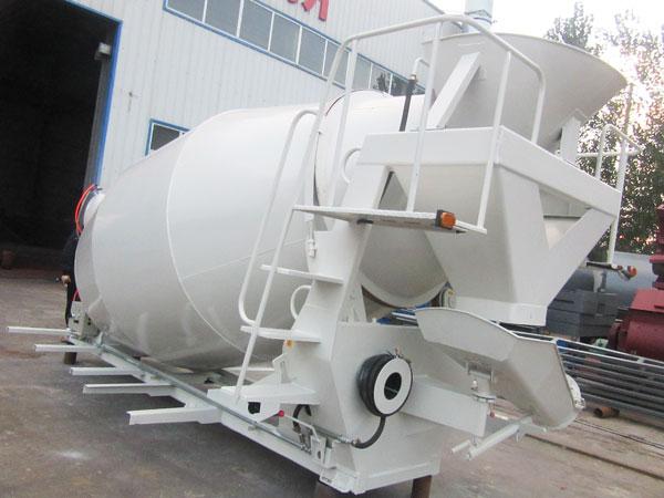 drum cement mixer