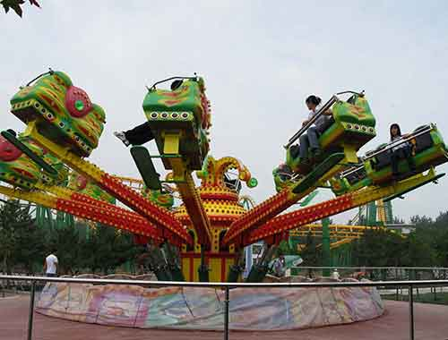Techno Jump Amusement Rides