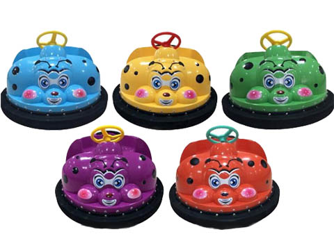 Battery  kids bumper cars rides for sale