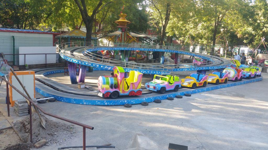 buy a mini transfer attraction for children