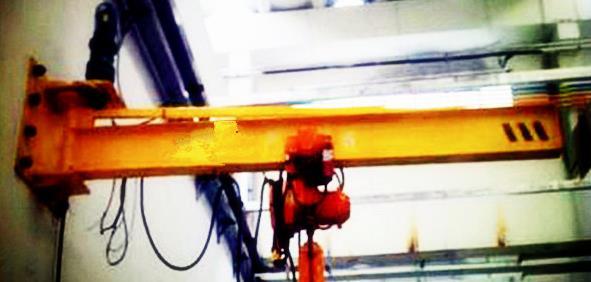 Main Advantages of Slewing Jib Cranes