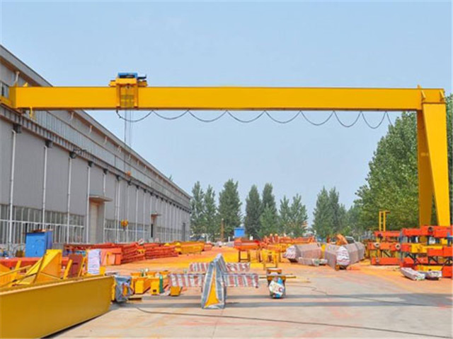 Selecting A Single Girder Gantry Crane